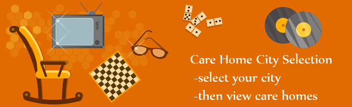 Care Home City Select Logo